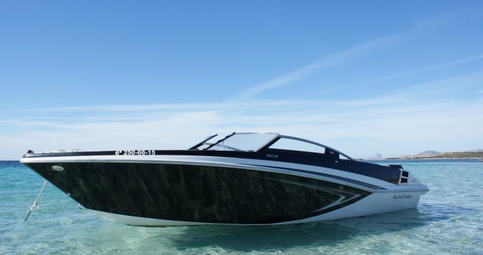 Alquiler de Glastron GT 225 en Isla de Ibiza