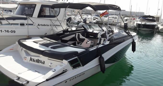 Alquiler Lancha en Isla de Ibiza - Glastron GT 225