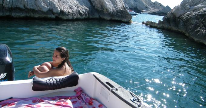 Alquiler de yate Marseille - Quicksilver Quicksilver 650 Cruiser en SamBoat