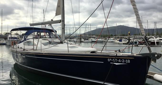Alquiler de barcos Maliaño barato de Sun Odyssey 49 DS