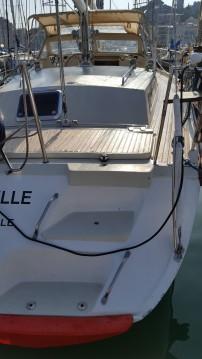 Alquiler de barcos Amel Santorin enAgay en Samboat