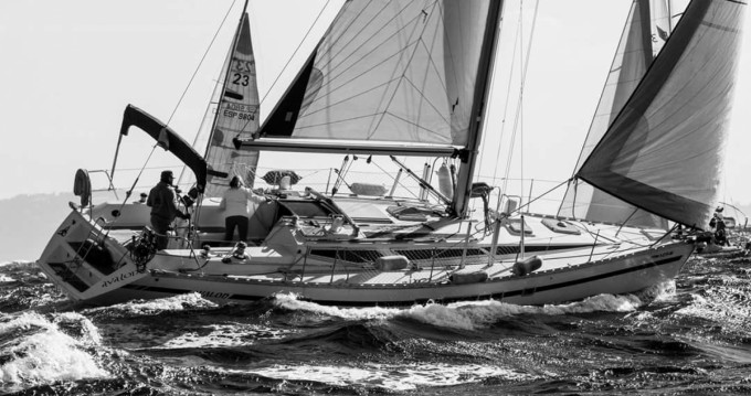 Jeanneau Voyage 12.50 entre particulares y profesional Algeciras