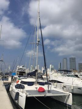 Alquiler Catamarán en Cartagena - Fountaine Pajot Tobago 35