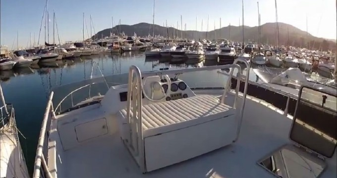 Alquiler de barcos Ferretti Altura 36 enCannes en Samboat