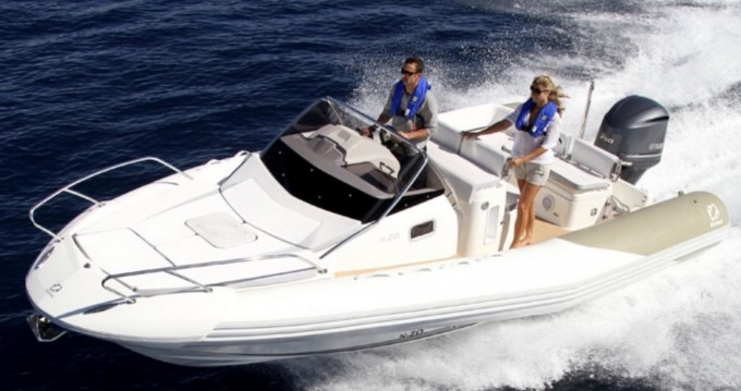 Alquiler de barcos Collioure barato de N-ZO 700 Cabin