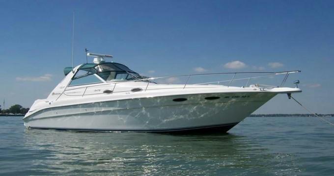 Alquiler de yate Giovinazzo - Sea Ray Sea Ray 330 Sundancer en SamBoat