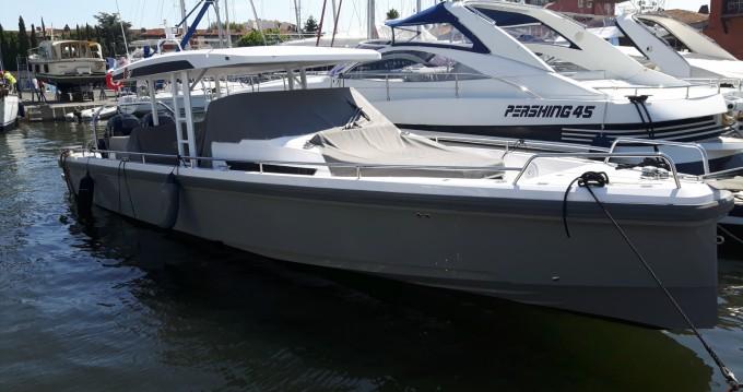 Alquiler de yate Port Grimaud - Axopar 37 ST en SamBoat