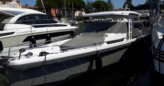 Alquiler Lancha en Port Grimaud - Axopar 37 ST