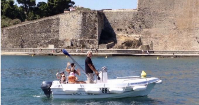 Dipol Class Cala 450 entre particulares y profesional Collioure