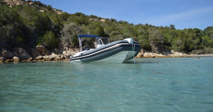 Alquiler de barcos Ajaccio barato de Tempest 625