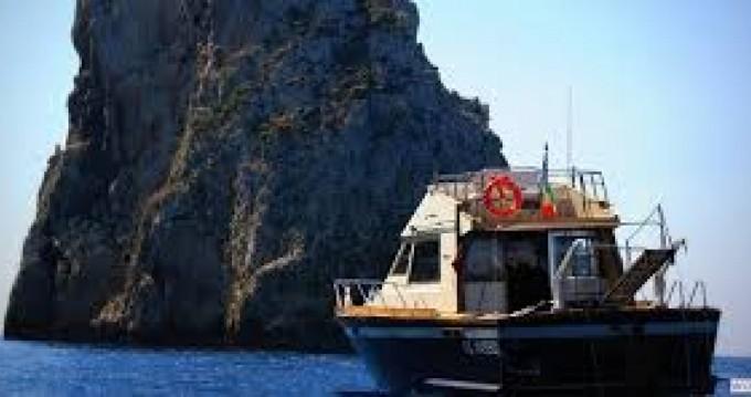 Posillipo ANTIGUA 38 FLY entre particulares y profesional Gallipoli