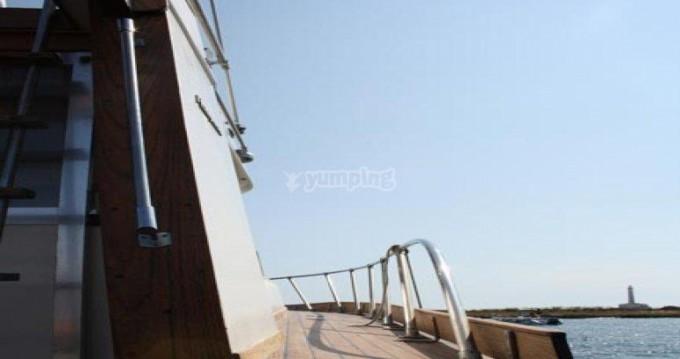 Alquiler Yate en Gallipoli - Posillipo ANTIGUA 38 FLY