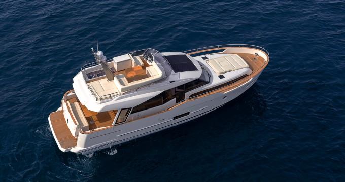 Alquiler de barcos Comporta barato de Hybrid 48