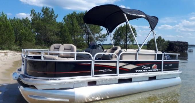 Alquiler de yate Sanguinet - Sun Tracker Bass Buggy 18 en SamBoat