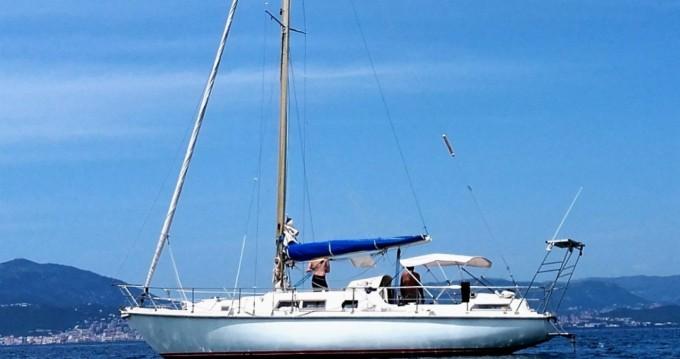 Alquiler de barcos Amel Kirk enAjaccio en Samboat