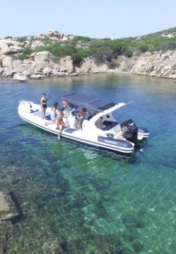 Alquiler de yate Campomoro - Mar.Co Mac mariner 830 en SamBoat