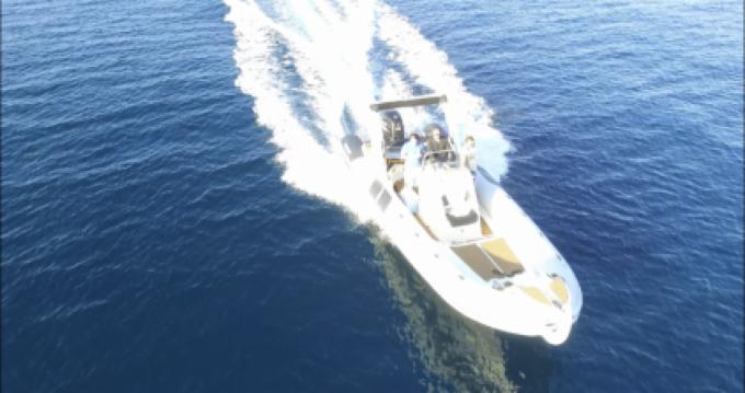Alquiler Neumática Mar.Co con título de navegación