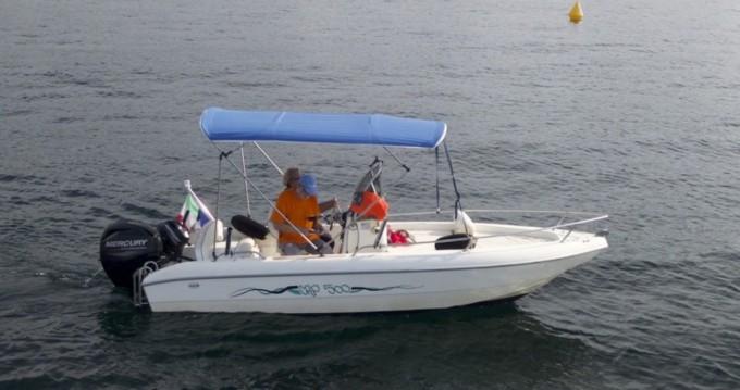 Alquiler de barcos Juan-les-Pins barato de Cap 500