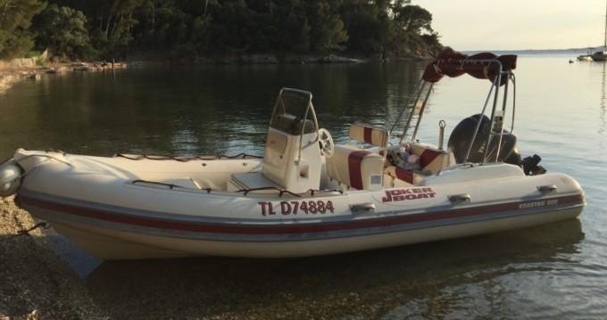 Alquiler de barcos Hyères barato de Coaster 600