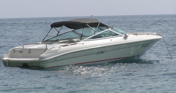 Sea Ray Sea Ray 180 CB entre particulares y profesional Ragusa