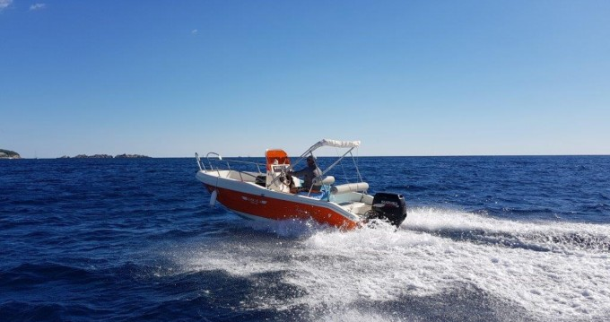 Alquiler de barcos Blu-Blu Rascala 17 enRagusa en Samboat