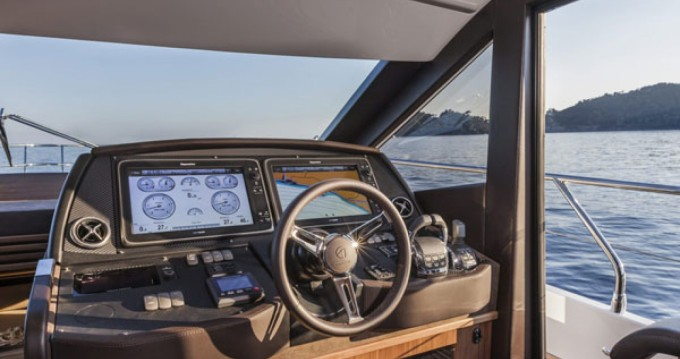 Alquiler Lancha en Palma de Mallorca - Absolute Yachts Absolute 52 Fly