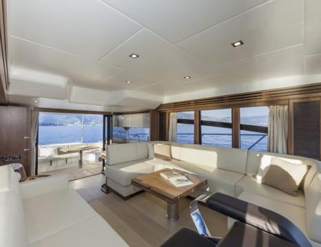 Alquiler de Absolute Yachts Absolute 52 Fly en Palma de Mallorca