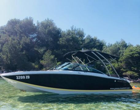 Alquiler Lancha en Zadar - Four Winns SL 242
