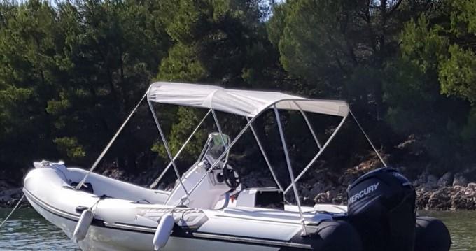 Alquiler de Italboats Predator 570 en Zadar