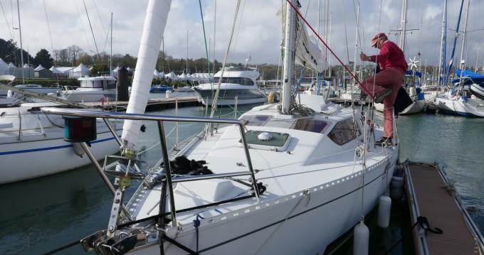 Alquiler de barcos Brest barato de Feeling 326