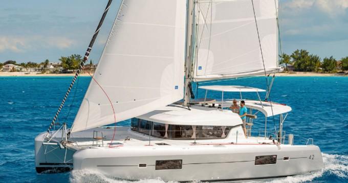 Alquiler Catamarán en Lávrio - Lagoon Lagoon 42(GEN,AC,WATERMAKER)