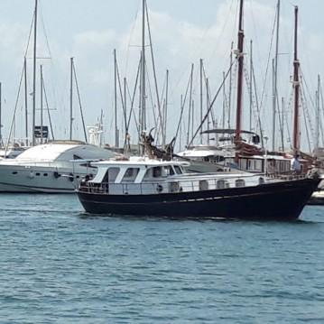 Alquiler de yate La Manga del Mar Menor - llauts Mediterraneo en SamBoat