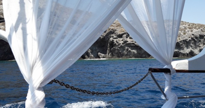 Alquiler de llauts Mediterraneo en La Manga del Mar Menor