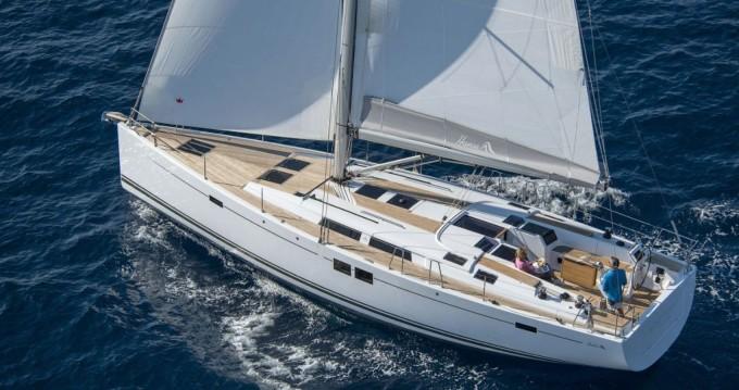 Alquiler de barcos Punat barato de Hanse 505