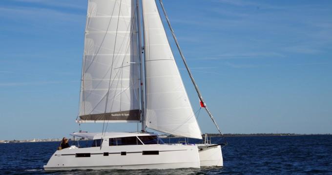 Alquiler Catamarán en Split - Nautitech Nautitech 46 Open - 3 cab.