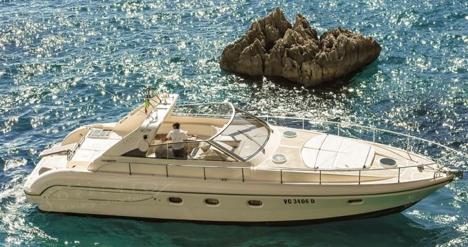 Alquiler de barcos Gianetti gianetti 45 sport enSorrento en Samboat