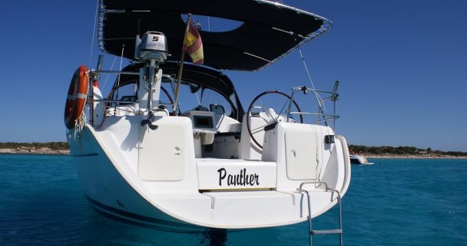 Alquiler de barcos San Pedro del Pinatar barato de Cyclades 39.3