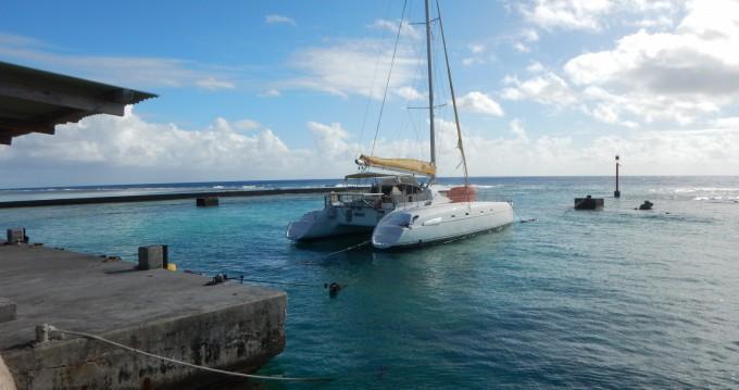 Alquiler de barcos Fountaine Pajot Bahia 46 enPapeete en Samboat