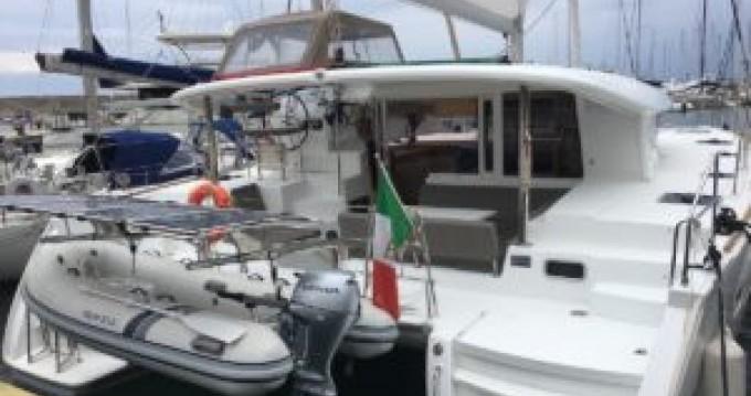 Catamarán para alquilar Furnari al mejor precio