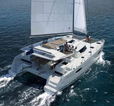 Alquiler Catamarán en Newport - Fountaine Pajot Helia 44