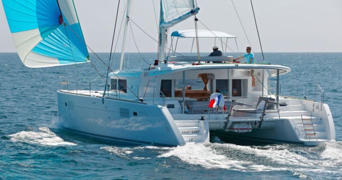 Alquiler Catamarán en Newport - Lagoon Lagoon 450