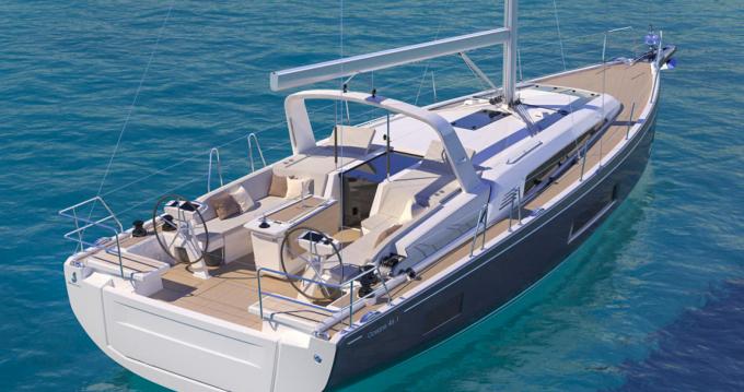 Alquiler de yate Palma de Mallorca - Bénéteau Oceanis 46.1 en SamBoat