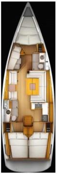 Alquiler de yate Atenas - Jeanneau Sun Odyssey 439 en SamBoat