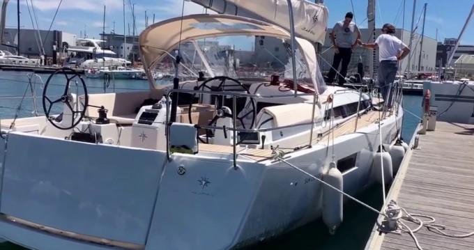 Alquiler de Jeanneau Sun Odyssey 440 en Palma de Mallorca