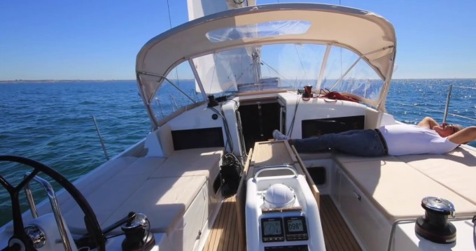 Alquiler de barcos Palma de Mallorca barato de Sun Odyssey 440