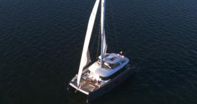 Alquiler de barcos Sunreef Sunreef 50 - 5 + 1 cab. enDonji Seget en Samboat