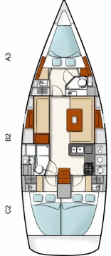 Alquiler de yate Atenas - Hanse Hanse 400 en SamBoat