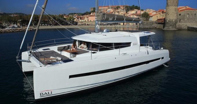 Alquiler de Catamarán, con o sin patrón Bali Catamarans Split