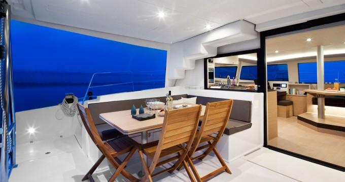 Alquiler de Bali Catamarans Bali 4.5 en Split