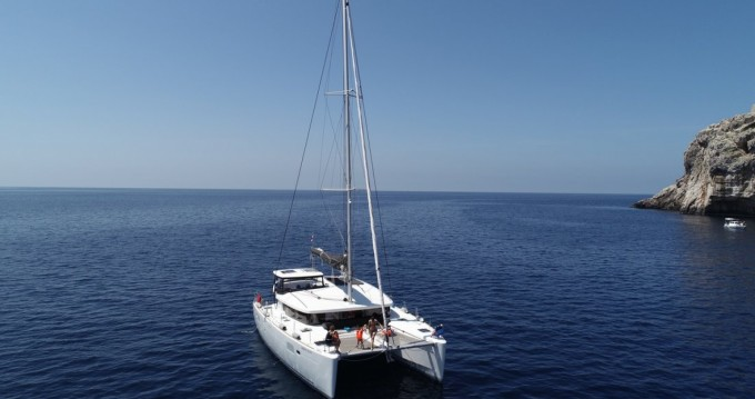 Alquiler de barcos Lagoon Lagoon 450 Sport Top enBiograd na Moru en Samboat